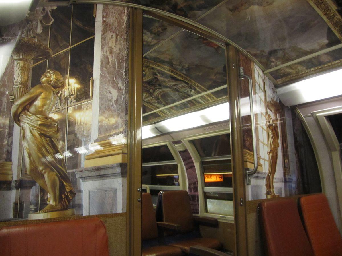 Исторический маршрут «Париж – Версаль». Подарок от компании SNCF.
