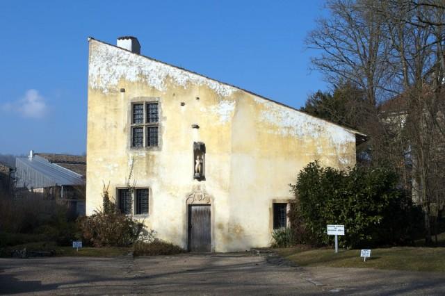 Дом Жанны д'Арк в Домреми