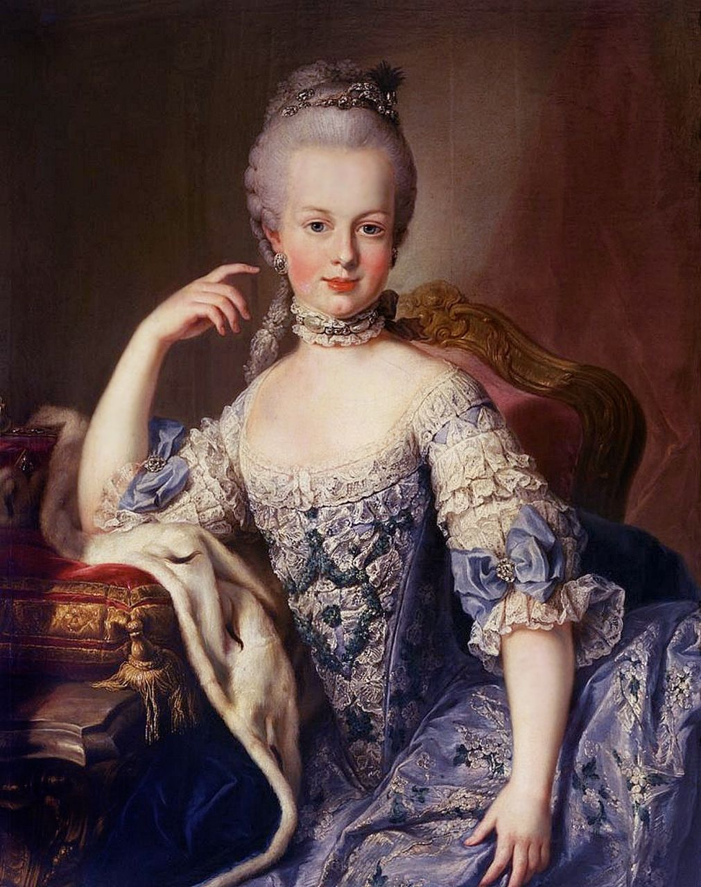 "Королева Мария-Антуанетта. ""Вчера был трон, сегодня – эшафот"""