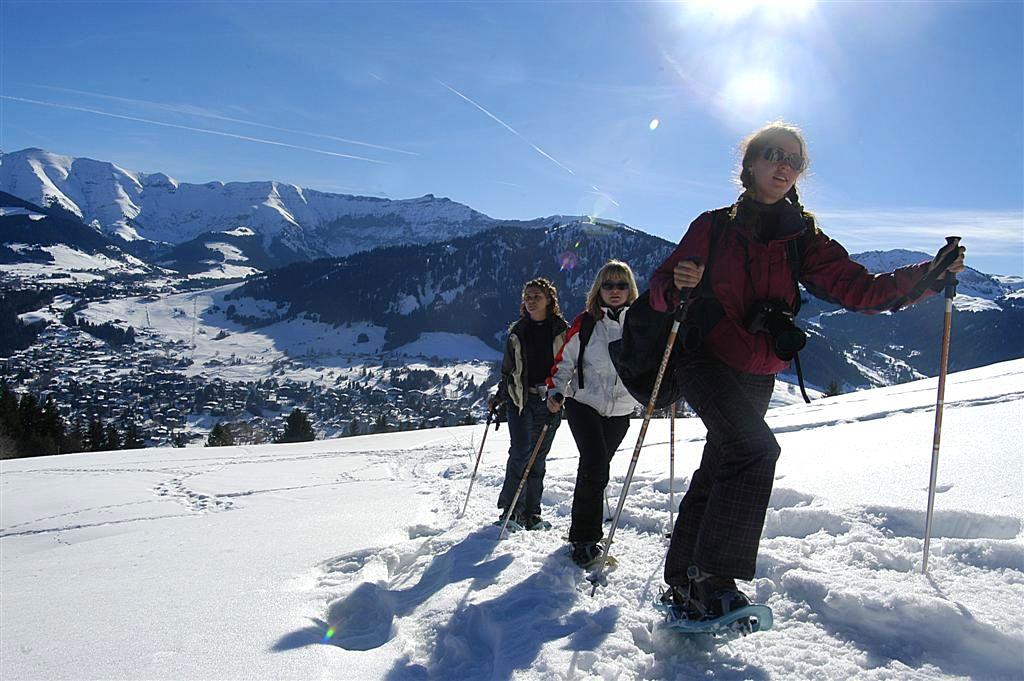 Межев – самый аристократичный горный курорт Франции