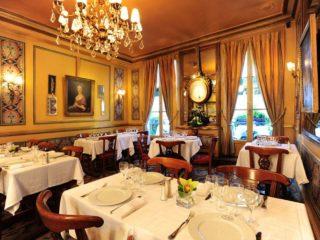 Традиционная французская кухня. Популярные рестораны в центре Парижа.