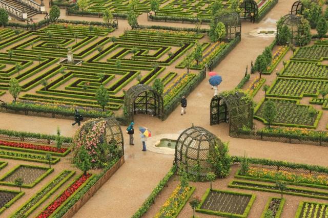 Замковые сады