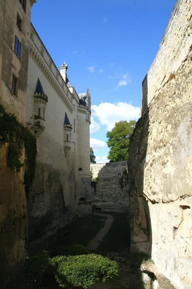 Замок Брезе (Сhâteau de Brézé)