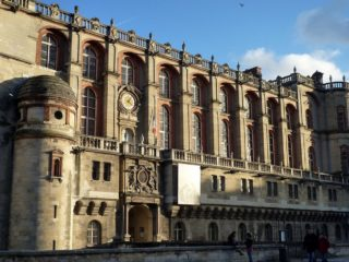 Сен-Жерменский дворец — бывшая резиденция французских королей