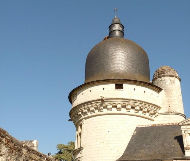 Замок Ге-Пеан (Château du Gué-Péan)