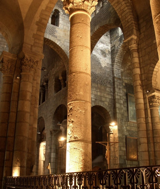 Базилика Богоматери  (Basilique Notre Dame du Port), Клермон-Ферран