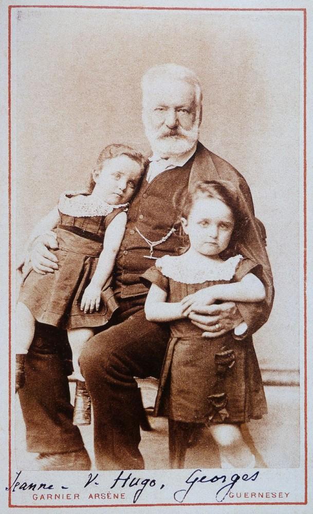 Виктор Гюго (1872г.)