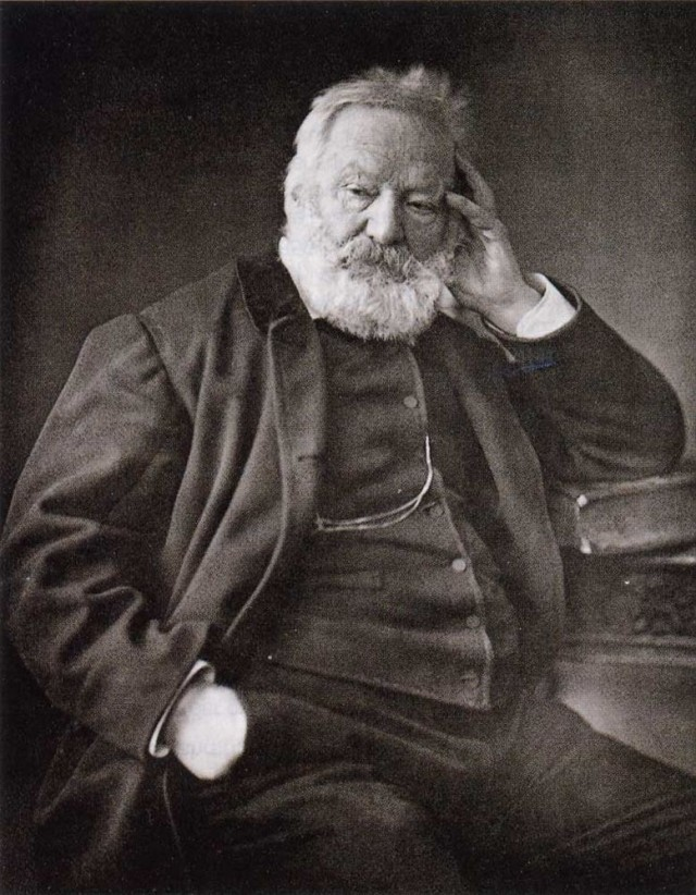 Виктор Гюго (1883г.)