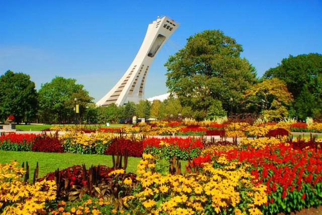 Ботанический сад (Jardin botanique)