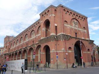 Художественный музей Тулузы в бывшем монастыре августинцев