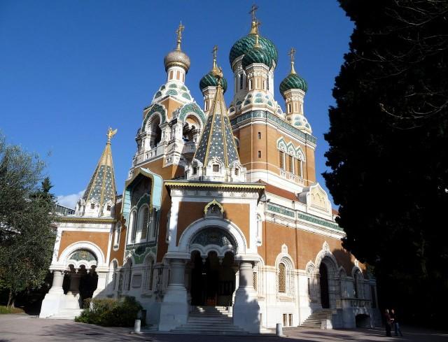 Собор святителя Николая Чудотворца (Cathédrale orthodoxe russe Saint-Nicolas)