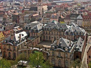 Дворец Роган – бывшая резиденция епископа Страсбурга