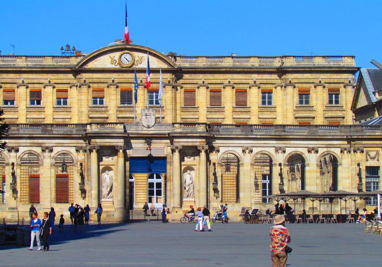 Дворец Рогана – бывшая резиденция архиепископа Бордо