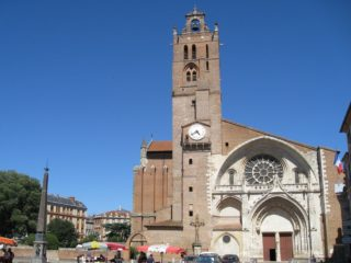 Собор Святого Этьена – национальный памятник Франции