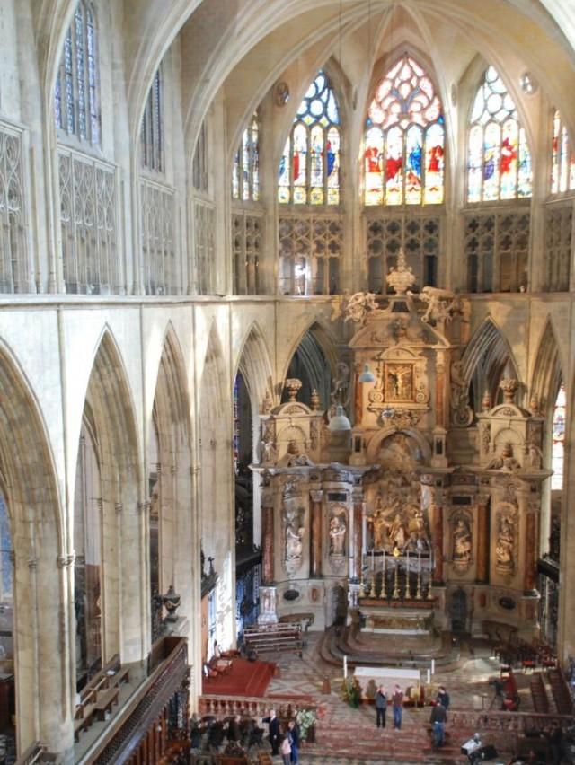 Кафедральный Собор Святого Этьена (Стефана)