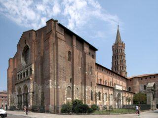 Базилика Святого Сатурнина Тулузского – место захоронения первого епископа Франции