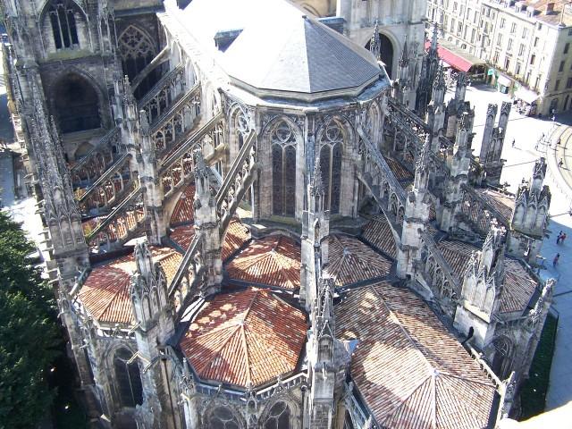 Хор Кафедрального собора Бордо