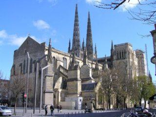 Кафедральный собор Святого Андрея – самый красивый храм Аквитании