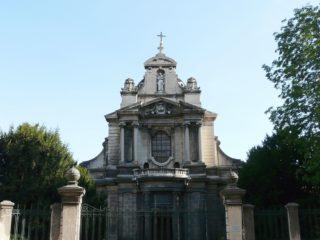 Церковь святого Бруно