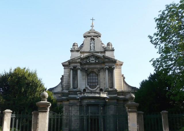 Церковь святого Бруно (Église Saint-Bruno des Chartreux)