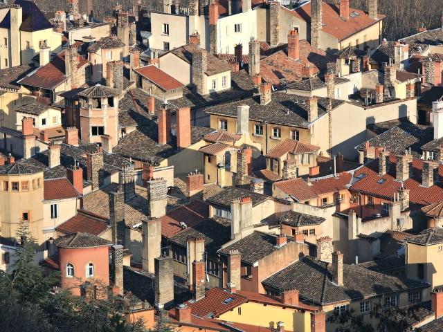 Cредневековый город (Vieux Lyon)