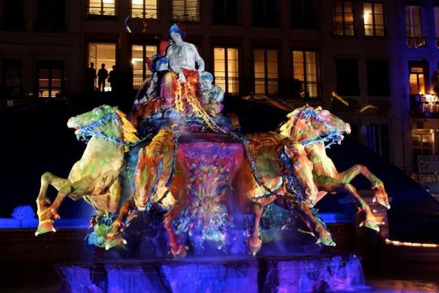 Лионский Фестиваль света