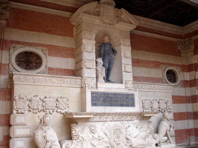 Скульптура Генриха IV (Statue d'Henri IV)
