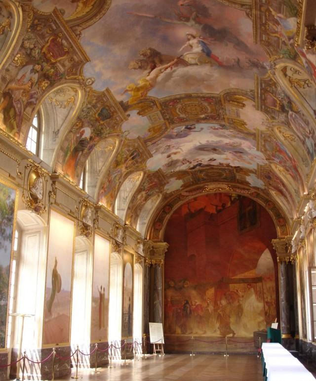 Зал Великих Людей (Salle des Illustres)