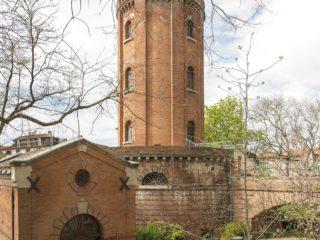 Водонапорная башня Лаган