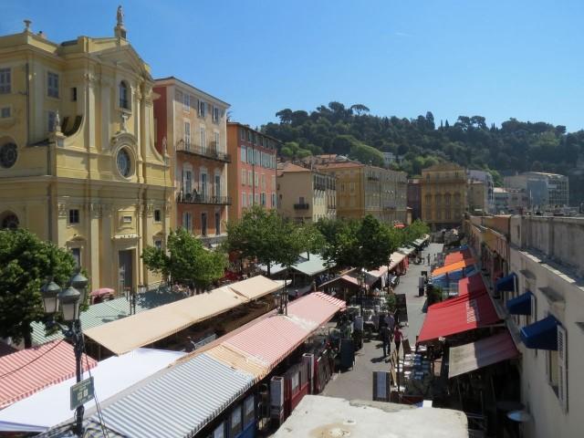Кур Салейя (Cours Saleya)