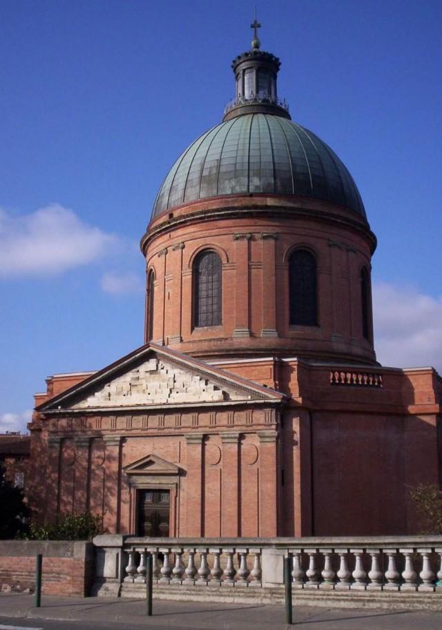 Часовня Св. Иосифа (Chapelle Saint-Joseph de la Grave)