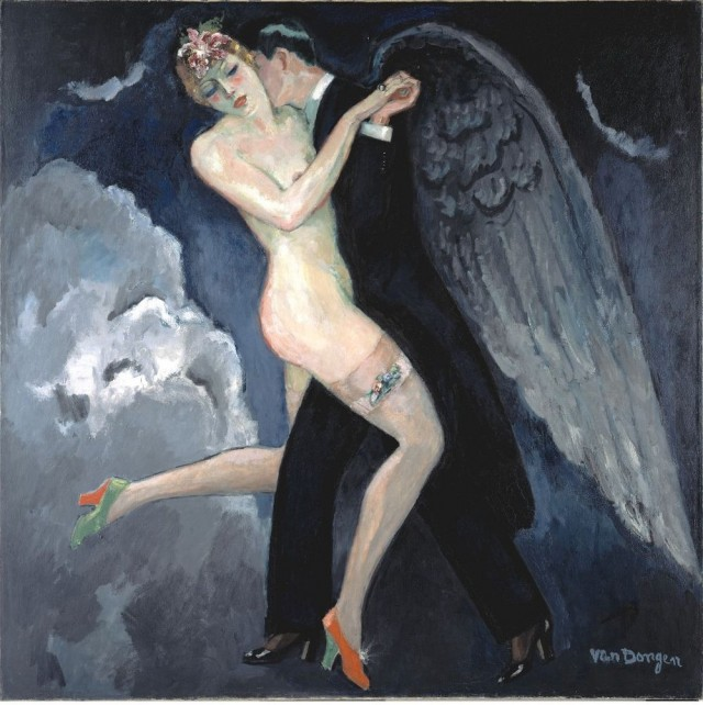 """Кес ван Донген """"Танго архангела"""""""