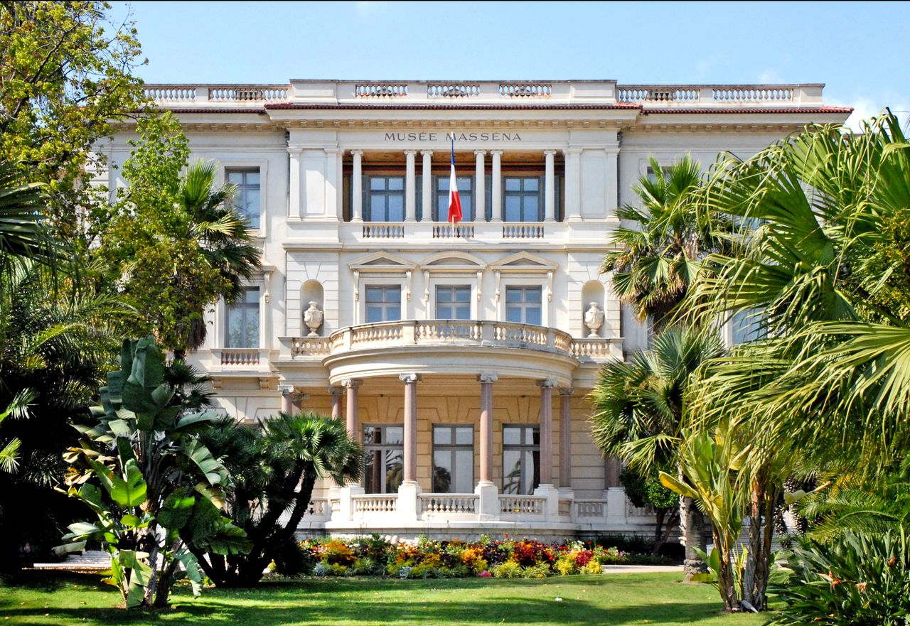 Музей истории и искусства Массена в Ницце