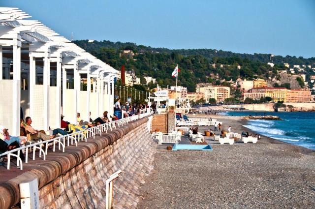 Английский променад (Promenade des Anglais)