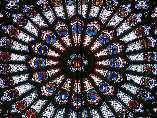 Cобор Нотр-Дам в Руане (Cathédrale Notre-Dame)