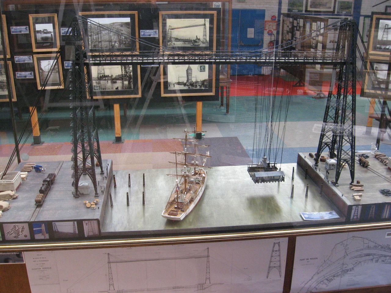 Морской, речной и портовый музей Руана. История судоходства на Сене