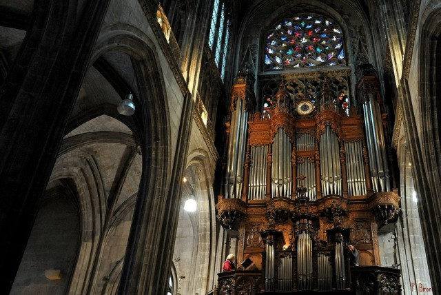 Интерьер церкви