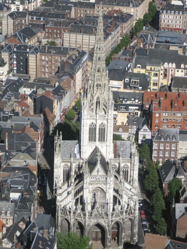 Церковь Сен-Маклу (Église Saint-Maclou)