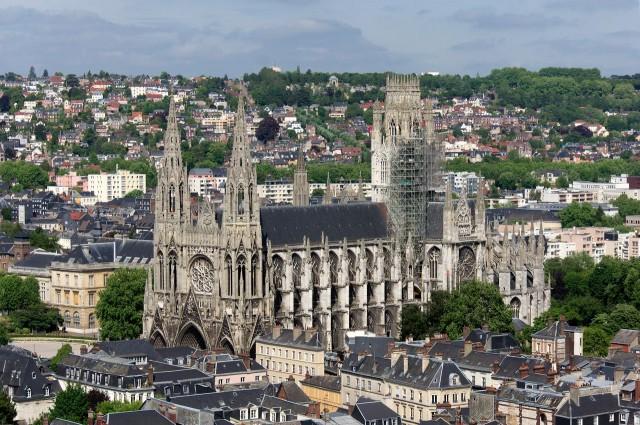 Церковь святого Уэна (Église Saint-Ouen)