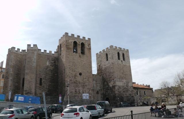 Аббатство Сен-Виктор (Abbaye Saint-Victor de Marseille)
