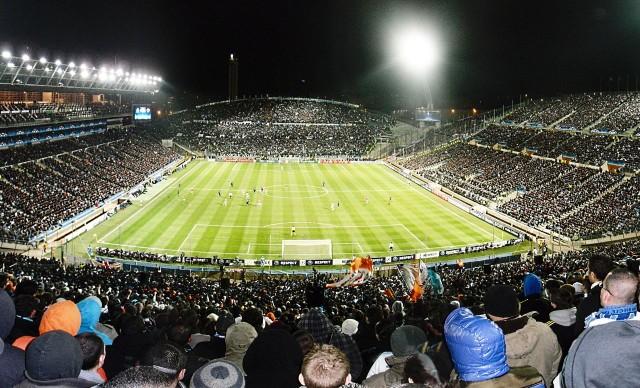 Стадион «Велодром» (Stade Vélodrome)