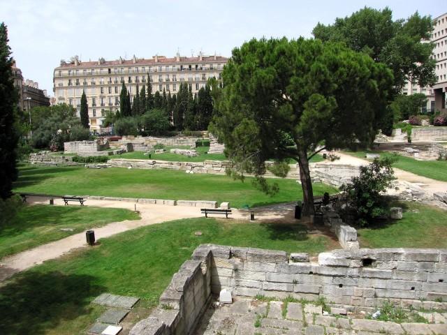 Парк-музей «Сад развалин» (Jardin des Vestiges)