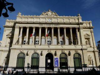 Дворец Биржи в Марселе