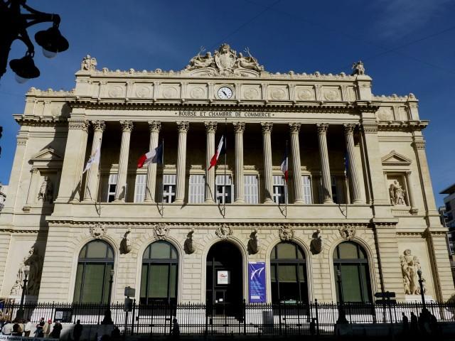 Дворец Биржи (Palais de la Bourse)