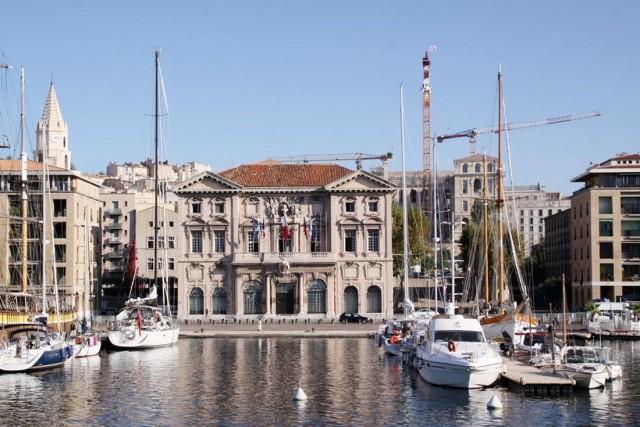 Ратуша Марселя (Hôtel de ville de Marseille)
