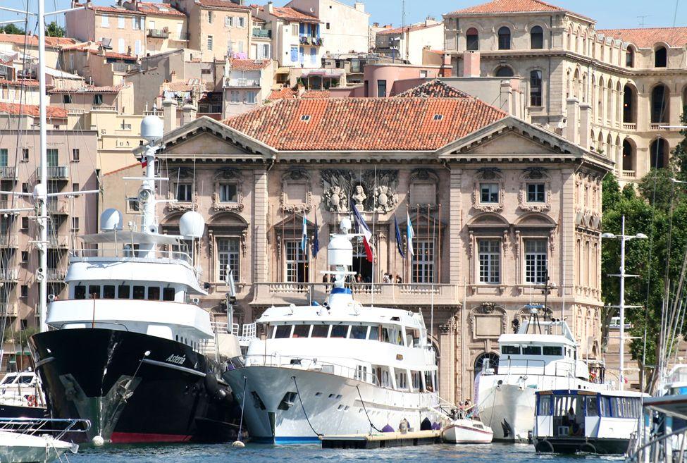 Ратуша Марселя – шедевр провансальского барокко