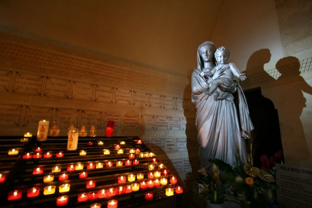 Нотр-Дам-де-ла-Гард (Notre-Dame-de-la-Garde)