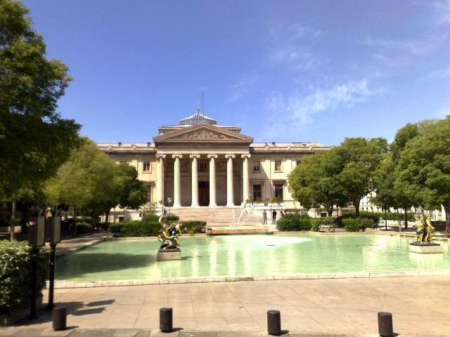 Дворец Правосудия в Марселе (Palais de Justice de Marseille)