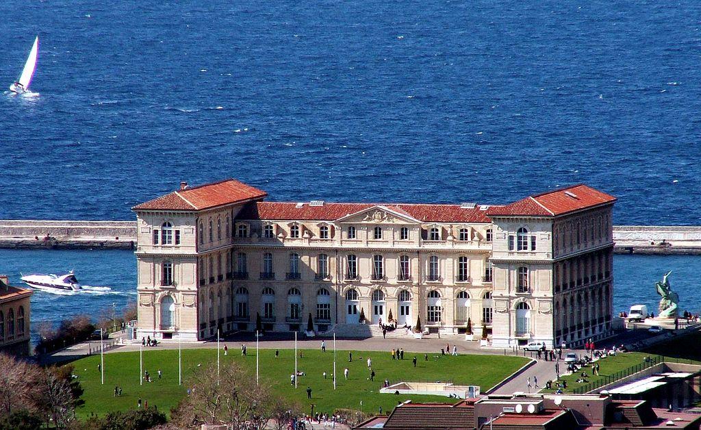 Дворец Фаро – «дом на море» для императрицы Евгении
