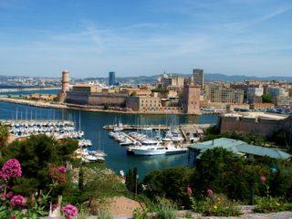 Форт святого Николая – цитадель у входа в марсельскую гавань